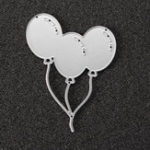 New Balloon Metal Scrapbook Photo Album Paper Work Craft DIY Cutting Dies