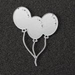 New Balloon Metal Scrapbook Photo Album Paper Work Craft DIY Cutting Dies