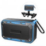 New Portable Outdoor True Wireless Bluetooth Speaker IP67 Waterproof Shock Bass Couplet Music Headset