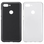 New Bakeey Soft TPU Scrub Back Pudding Protective Case For Xiaomi Mi 8 Lite 6.26 inch
