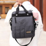 New Leisure Square Bag Outdoor Waterproof Shoulder Bag