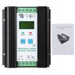 New 12V 24V 400W Wind Solar Hybrid Charge Controller Street Light Wind Generator Controller