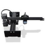 New DK-3.0 1600mW 17x20cm Portable Laser Engraver Engraving Machine Mini Assembled DIY Logo Mark Printer