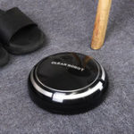 New Black/White Smart Cleaning Robot Vacuum Cleaner USB Recharge Automatic Floor Dust Sweeper