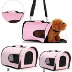 New Dogs Out Carrying Bag Large Space Soft Shoulder Bags for Small Pet Outdoor Puppy Carrier Waterproof Travel Cats Portable