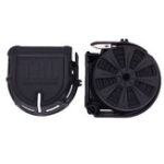 New IPRee® Outdoor Tactical EDC Survival Paracord Cutter Storage Box Umbrella Rope Tool Kits Case