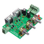 New TDA2030A 2.0 Audio Amplifier Module Board 18Wx2 Dule Channel 9-12V
