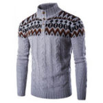 New Mens Casual Comfy Pullovers Sweaters