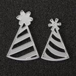 New 2 in 1 Christmas Hat Metal Scrapbook Photo Album Paper Work Craft DIY Cutting Dies