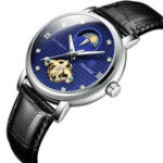 New TEVISE T612 Luminous Business Automatic Mechanical Watch