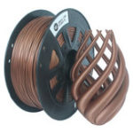 New CCTREE® 1.75mm  1KG/Roll Metal Bronze/Copper Filled Filament for Creality CR-10/Ender 3/Anet 3D Printer