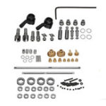 New WPL Metal OP Accessory For 1/10 Land Cover RC Car Parts