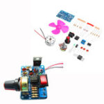 New 5pcs DIY LM358 DC Motor Speed Controller Kit DC Motor Speed Module Kit