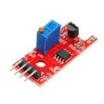 New 5pcs KY-036 Metal Touch Switch Sensor Module Human Touch Sensor For Arduino