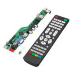 New T.RD8503.03 Universal LCD LED TV Controller Driver Board TV/PC/VGA/HDMI/USB With Remote