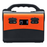 New 110V Portable Generator Emergency Power Supply 40800mah 100W Lithium Rechargeable Power Station