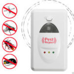 New Effective Safe Electromagnetic Electronic Pest Repeller Killer Insect Rodent Mosquitoes Rat Cockroaches Control