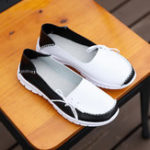 New Casual Comfy Soft Lazy Stitching Flat Loafers