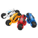 New Puzzled Toys Concept Inertial Model Motorcycle Friction Toys Cartoon Gift Car Collection