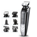 New Kemei KM-1832 5 In 1 Electric Hair Clipper Waterproof Rechargeable Electric Shaver Cutter Nose Hair Trimmer Baby Hair Care Hairclipper