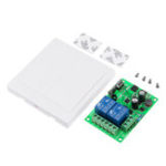 New 315MHz/433MHz 220V 2 Channel Wireless Remote Control Switch Relay For Smart Home