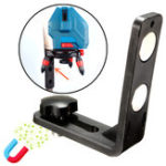 New Laser Bow Stand Level Stand Universal L-Bracket Holder Magnet Adsorption Stand