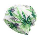 New Unisex Multipurpose Tree Print Cotton Headpiece Scarf Cap