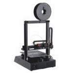 New ORTUR® Ortur-4 3D Printer Kit With Dual-Axis Linear Guide Rail/260*310*305mm Print Size Support Auto-Leveling/Filament Run-Out Detection/Resume Printing