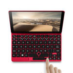 New ONE-NETBOOK One Mix 2S M3-8100Y 3.4GHz 8GB RAM 256GB PCI-E SSD 7″ Windows 10 Tablet-Red