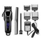 New SURKER Hair Clipper Men's Electric Cordless Hair Trimmer kit