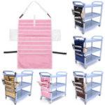 New Desk Pocket organizer Hanging Holder Book Storage Bag Box For Student