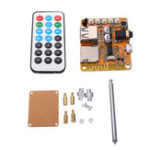 New USB Wireless Bluetooth 4.2 Audio Speaker Receiver Amplifier Module With Remote Control Antenna