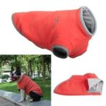 New Fleece Working Dog Gundog Pet Warm Quick Drying Jumper Coat Jacket Vest Pet T-shirt
