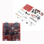 New DIY Forty-9er 3W CW Transmitter Receiver Mechanical Electronic Report Kit