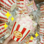 New Yummiibear Squishy 12*11cm Popcorn Slow Rising With Original Packing