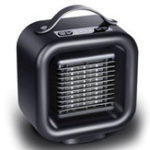 New 1000W Portable Electric Fan Heater Air Warmer Stylish Space Blower Silent