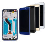 New LCD Display+Touch Screen Digitizer Assembly Replacement With Frame+Tools For Huawei Honor 8
