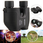 New 8X25 Auto Focus Binoculars HD Optic Day Night Vision Telescope Outdoor Camping