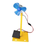 New DIY Solar Fan Kit For Science Education Model Education Toys Kids Intelligent Exploitation
