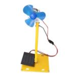 New DIY Solar Fan Kit For Science Education Model Education Toys Kids Intelligent Exploitation