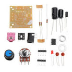 New DIY LM386 Ultra Mini Mini Power Amplifier Board Kit Low Power Consumption 3~12V