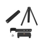 New 3in1 Phone Fixing Clamp Clip Holder Mini Desktop Tripod & Extended Selfie Stick Rod for DJI OSMO POCKET Handheld Camera Gimbal