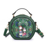 New Women Forest Print Bohemian Crossbody Bag