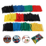 New 560Pcs Heat Shrink Wire Cable Tubing Tube Wrap Sleeve Shrinkable 2:1 Set Kit