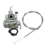 New Carburetor With Throttle Cable For Honda CT90 K3 K4 Trail Bike Motorcycle