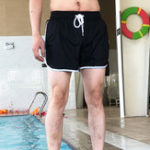 New Mens Summer Quick Dry Mesh Breathable Shorts