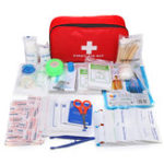 New 180 In 1 Outdoor SOS Emergency Survival Kit First Aid Kit For Home Office Camping