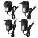 New DC 12V 1A AC Adapter Charger Power Supply For LED Strip Light CCTV Camera Video