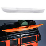 New 3D Printed Kayaking Model For 1/10 RC Crawler Car Traxxas TRX4 D90 D110 Axial Scx10 90046 90047 RC Car Parts