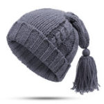 New Women Winter Warm Earmuffs Ski Beanie Cap